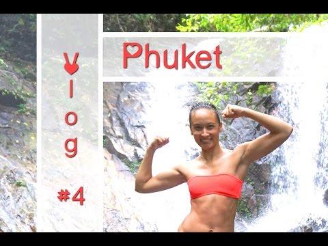 Follow me around - Vlog 4 Thailand - Phuket - Arinara Resort - Leg Day - Daniel erschrecken