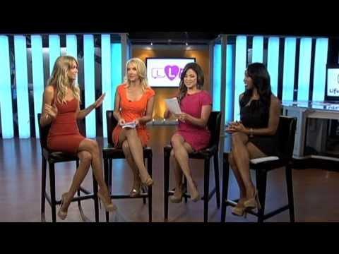 The Ladies Talk With Victoria's Secret Angel Lindsey Ellingson