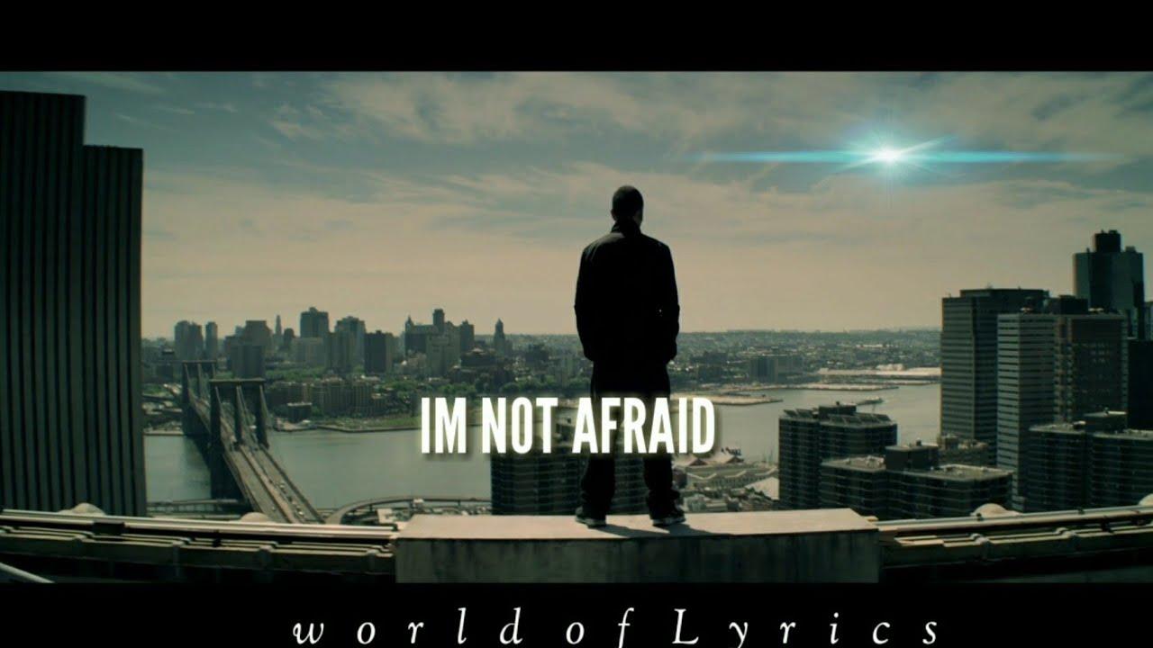 Download Eminem - Not Afraid (lyrics)