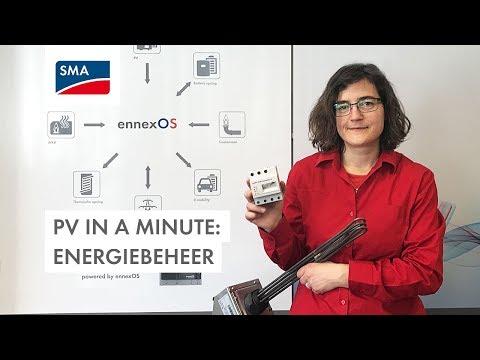 PV in a minute: energiebeheer