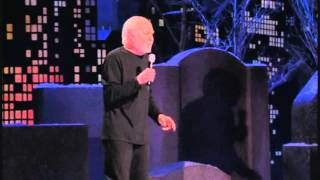 The Top 10 George Carlin Routines - 10. Modern Man (Life Is Worth Losing)