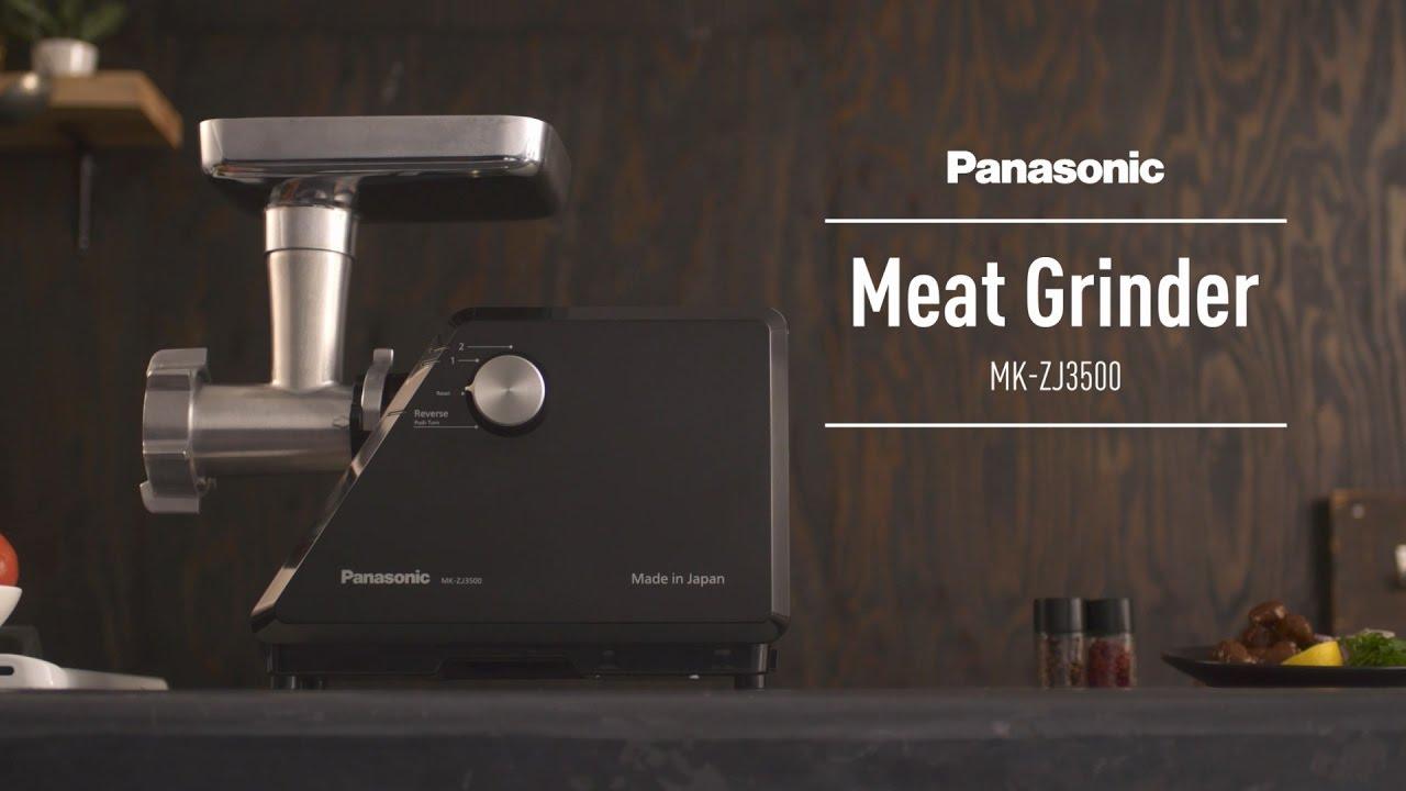 MK-ZJ3500 Meat Grinders - Panasonic Middle East