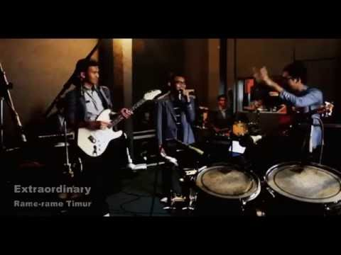 Extraordinary - Rame rame Timur (Glenn Friedly Cover)