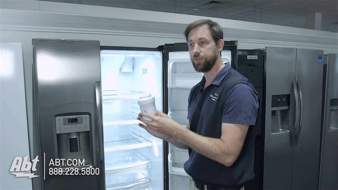 Ge Refrigerator Defrost Heater Facias Domestic Wiring Hermawan39s Blog Refrigeration And Air How To Replace The Mwf Water Filter In Your