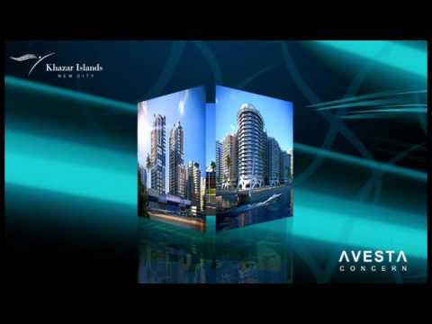 Khazar Islands New City