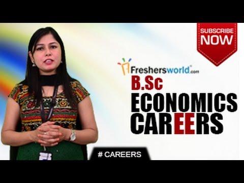 CAREERS IN B.SC ECONOMICS –  M.Sc,P.Hd,Economist,Distance Education Job Opportunities,Salary Package