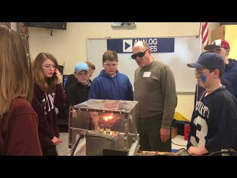 Wilmington Middle School 16th Annual Science and Tech Fair
