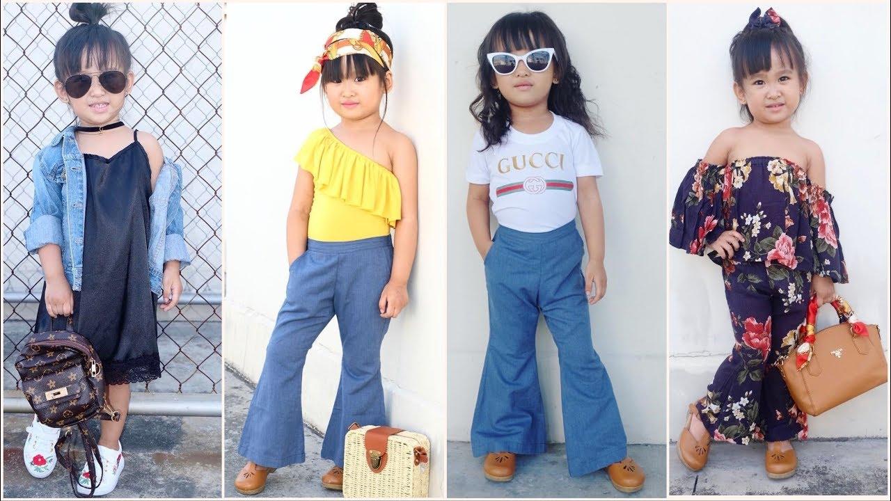 24133f487 تنسيق ملابس اطفال بنات كبار صيفي 2019 في عمر 10 و 11 و12 و 13 و 14 و15 سنة