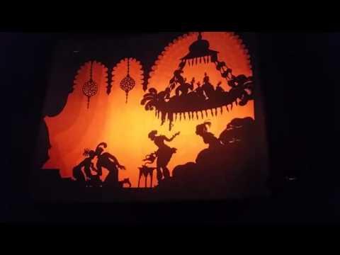 Dungen - Häxan & The Adventures of Prince Achmed (excerpt)