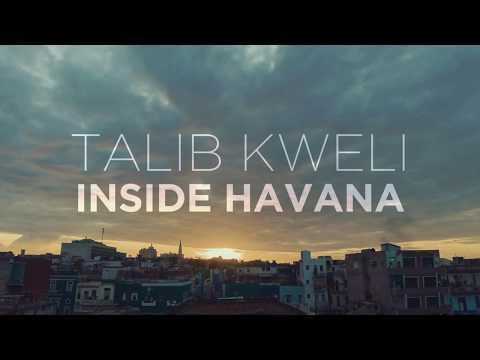 Talib Kweli In Havana Cuba