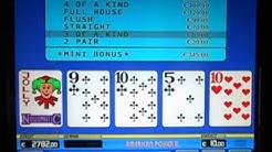 American Poker 10€ Einsatz, HOCHGEDRÜCKT AUF 2000 EURO, Baaammmss!!!