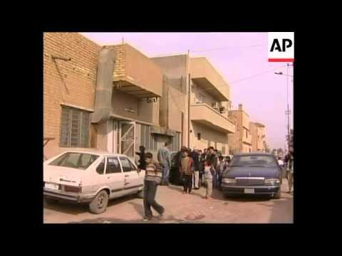 Three dead as gunmen ambush Iraqi women working at US base