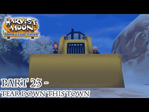 HM: Hero of Leaf Valley [Part 23 - Tear Down This Town]
