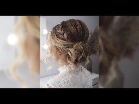 Upięcie ślubne W Stylu Boho | Krok Po Kroku
