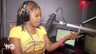 Diamond Platinumz -  RADIO MAISHA INTERVIEW NAIROBI
