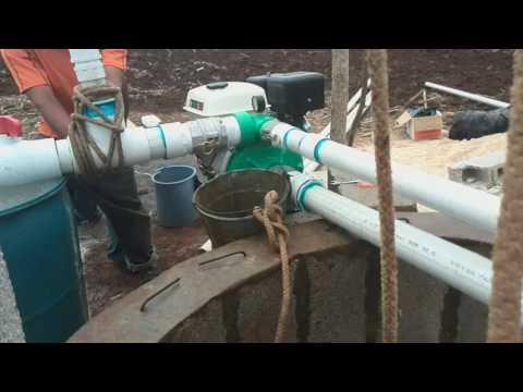Bomba para agua BARMESA con Eyector