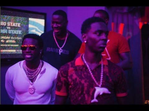 Gucci Mane, Young Dolph, & Ralo Kickin Flav In Atlanta