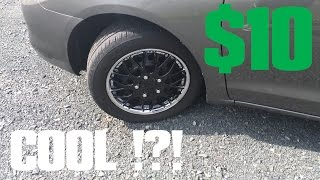 How to make your car wheels look COOL !?!