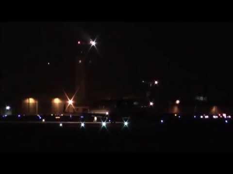 US Airways Express Bombardier CRJ-200 Takeoff from SBA