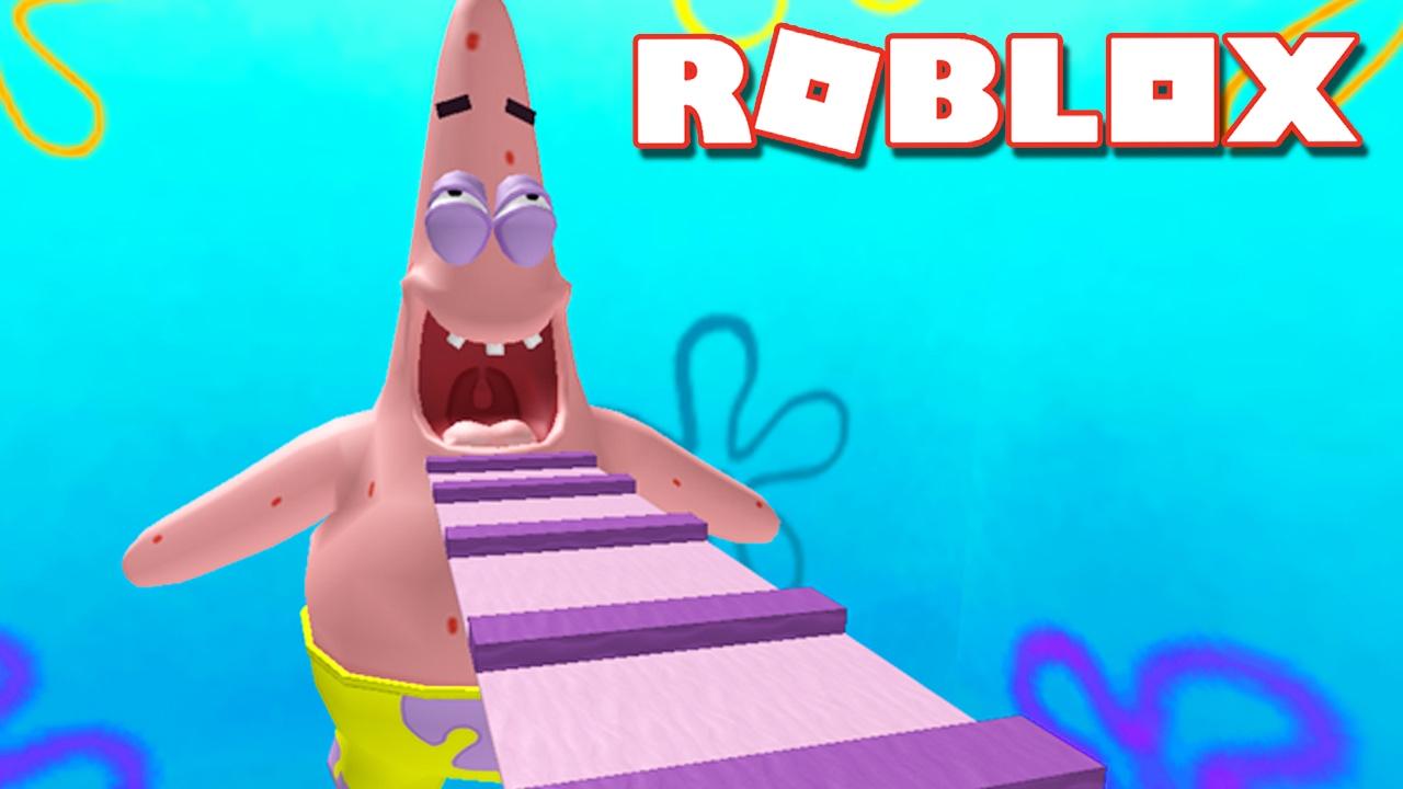 Patrick Pants Roblox Escape Patrick In Roblox Youtube