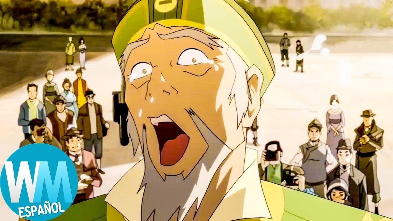 ¡Top 10 Personajes de Avatar que MERECÍAN ALGO MEJOR!