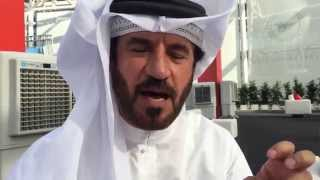 Interview Mohammed Ben Sulayem Dubai Motor Festival