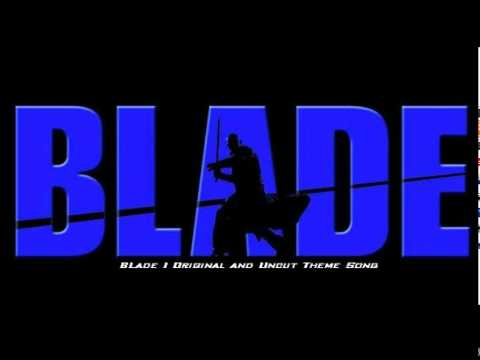Blade 1 Original and Uncut Theme Song (New Order - Confusion) [HQ]