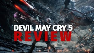Devil May Cry 5 Review - Stylish Demon Hunting With a Vengeance (Video Game Video Review)