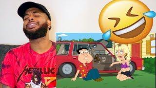 Family Guy Dirty Jokes Part 6 | Reaction
