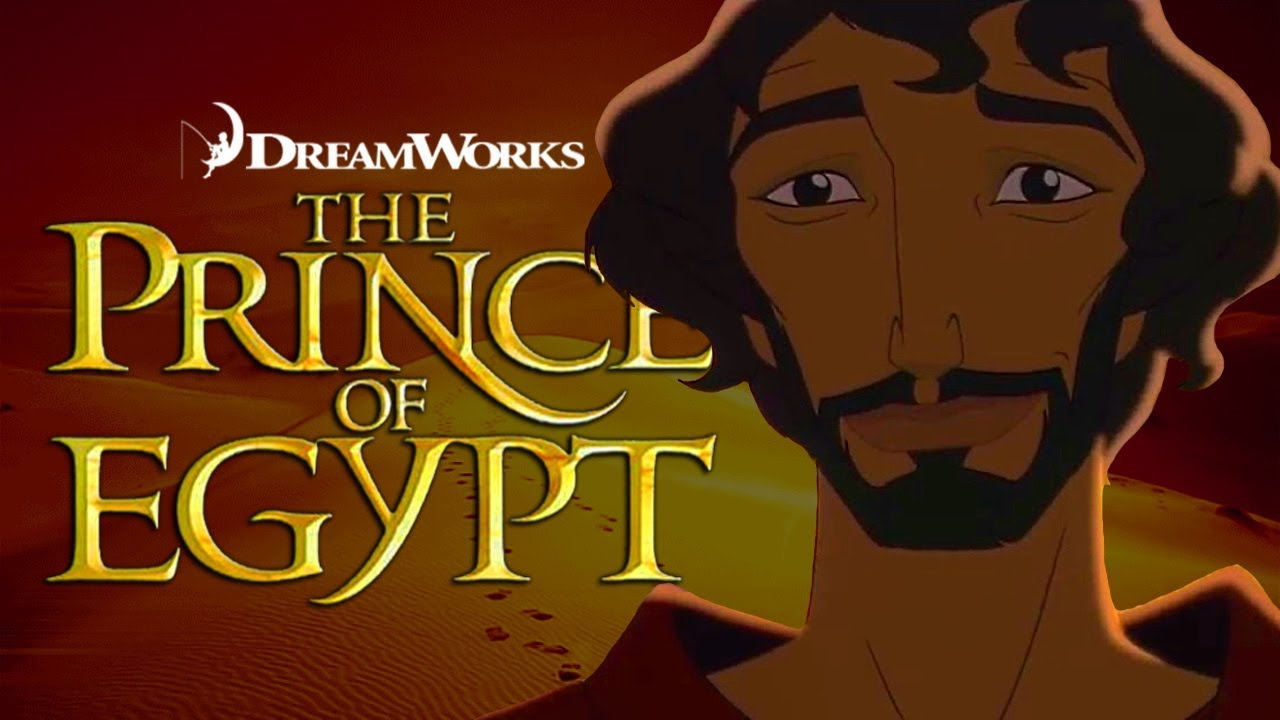 Il Principe D Egitto Un Colossal Immortale Dell Animazione Youtube