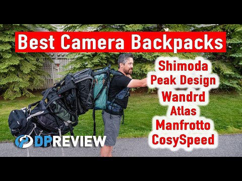 Best Camera Backpack For 2020 (Wandrd, Peak Design, Shimoda, The Manfrotto, CosySpeed And Atlas)