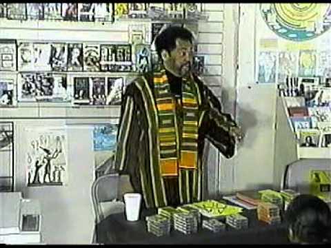 HISTORICAL FACTS OF THE REVENLUTIONARY BLACK JESUS: DR. BARASHANGO