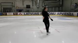 Школа А. Рябинина | IFSS | Дупель. 2 Аксель. Техника прыжка. Фигурное катание. Сборы для фигуристов