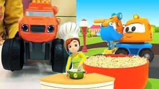 NUOVO! - Cuciniamo insieme il riso | Video divertenti per bambini