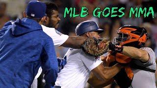 MLB Goes MMA (part 2)