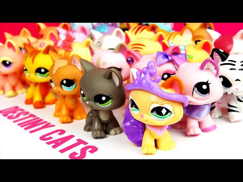 All My LPS Destiny Cats! [UPDATED]