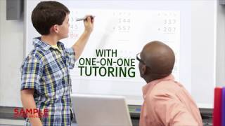 K 12 Education & Tutoring Falling Behind Sample