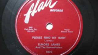 Watch Elmore James Please Find My Baby video