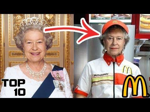 Top 10 Queen Elizabeth Conspiracy Theories