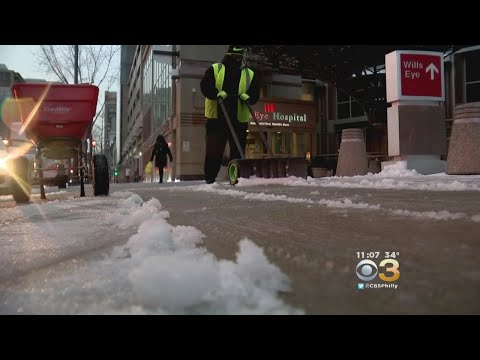 Philadelphia Declares Snow Emergency