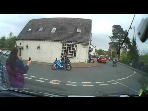 Motorbike Ride Through of Ystradgynlais