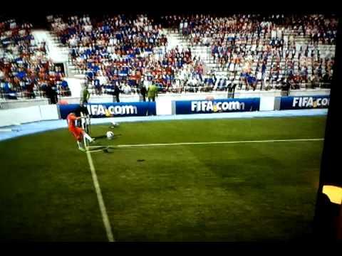 Fifa goal belter