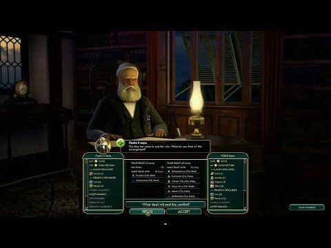 Civilization 5 (BNW) - Lets Play - Morocco - 35 (Türkçe)