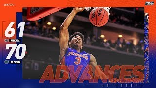 Nevada vs. Florida: First Round NCAA Tournament extended highlights
