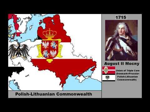 Alternate History of Polish-Lithuanian Commonwealth (1650-1750)