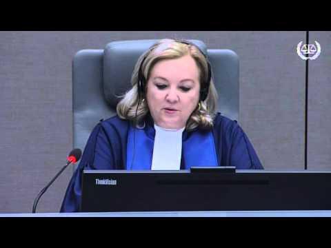 Bemba case: Verdict, 21 March 2016