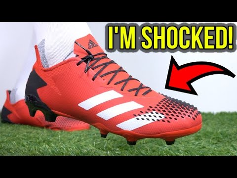 THEY PROVED ME WRONG! - Adidas Predator 20.2 - Review + On Feet