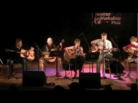 Acoustic Ensemble performing Beatles arrangement