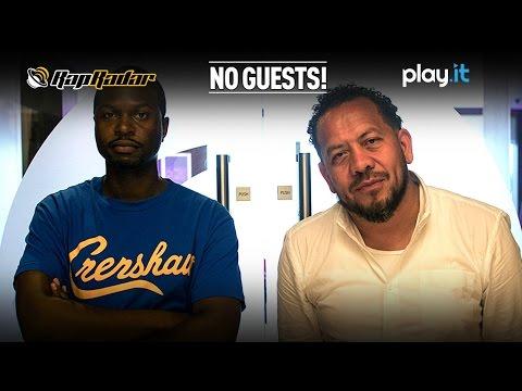 "No Guests! (DJ Khaled, N.O.R.E, Lyor Cohen, Swizz Beatz, ""Biggs"" Burke) - Rap Radar"