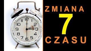 Zmiana czasu - 7 informacji (w pigułce)